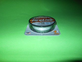 Superfilo Berkley Fireline Ultra 8 Crystal - bobina 150 mt